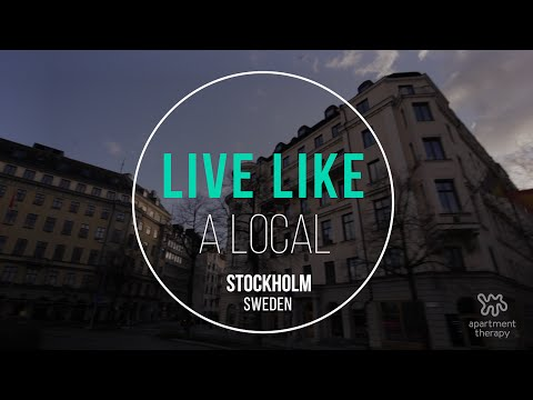 Live Like A Local: What to do in Stockholm