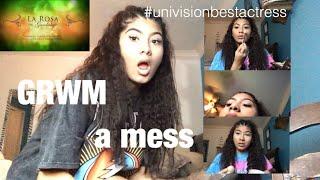 GRWM + vlog