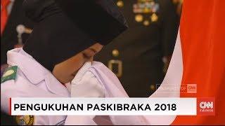 Download Video Presiden Jokowi Kukuhkan Anggota Paskibraka Nasional 2018 MP3 3GP MP4