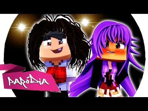 MC Kekel e MC Rita - Amor de Verdade  Paródia Minecraft WIIFEROIZ