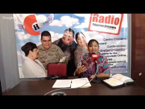 PREDICANDO A LAS NACIONES P: ELVA JUAREZ 29-8-17