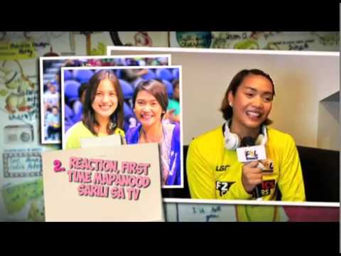 PSL My First Six: Aby Maraño
