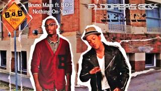 Bruno Mars ft B.O.B - Beautiful Girls ( Nothing On You ) - Floopers Boy Bootleg Mix