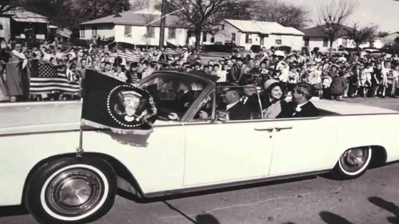 Lincoln Continental Used To Transport Kennedy S To Their Final