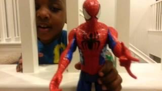 Spiderman Saves Barbie! Thumbnail