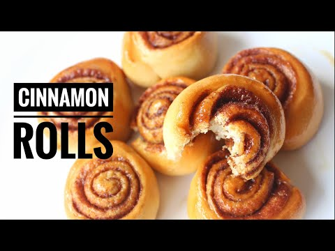 How to make Vegan Cinnamon Rolls Recipe || Easy Cinnamon Rolls Vegan Recipe || Footodotomic Recipes