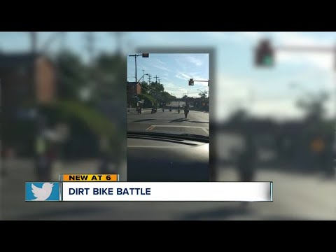 Business owners fed up with illegal dirt bikes on Cleveland city streets