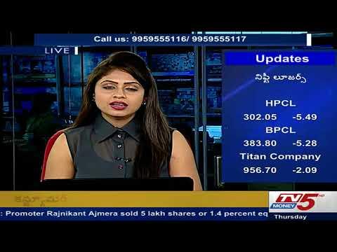 19th April 2018 TV5 Money Markets @11