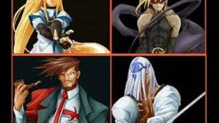 Guilty Gear X2 OST-