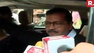 Arvind Kejriwal Gives Police Probe Political Twist, Drag Amit Shah in Justice Loya Case