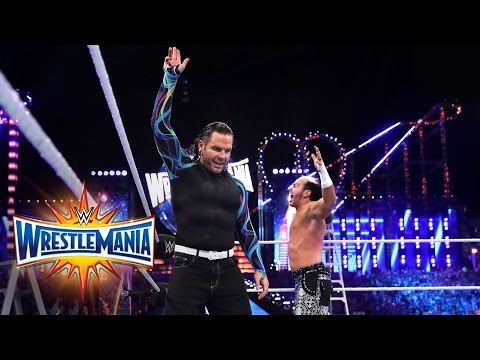 Matt & Jeff Hardy make a shocking return to WWE: WrestleMania 33 WWE Network Exclusive