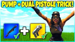 😱 NEUE ALTERNATIVE FÜR DOUBLE PUMPGUN in SEASON 5! [Krass] - Fortnite Battle Royale