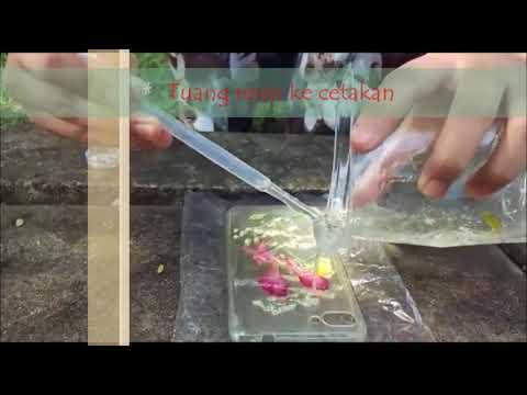 Bioplastic - Cara Mempercantik Case Hp dengan Resin