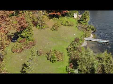 Waterfront property with acreage for sale in Eastern Ontario