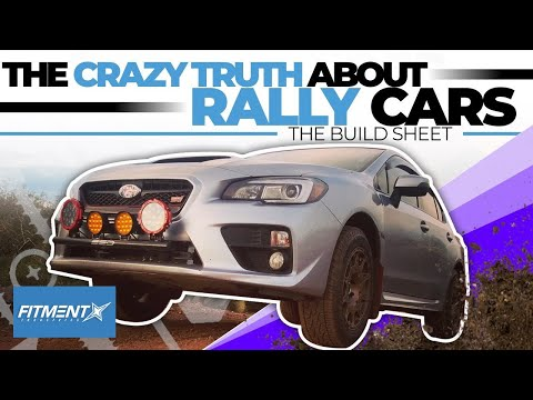 The Truth About Rally Cars | The Build Sheet