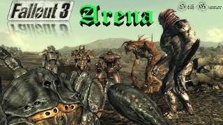 Fallout 3 Arena  Самый Сильный Противник.