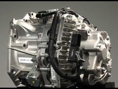 Gearbox Renault EDC part 1
