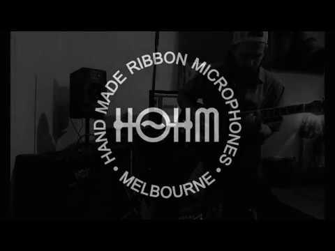 Hohm Microphones - 'On a Desert Isle' (UNPROCESSED AUDIO).