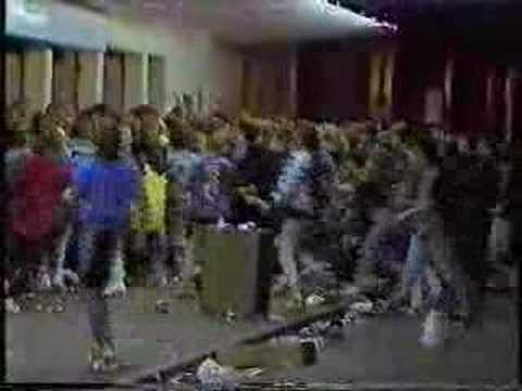 Metallica - Sydney 1989 Riot News Report