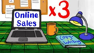 What is Copywriting? How I easily TRIPLED my Online Business Income
