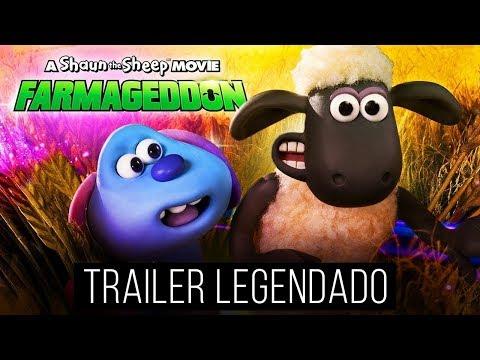 Shaun, O Carneiro: A Fazenda Contra-Ataca • Trailer Legendado