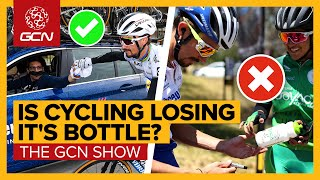 Pro Cycling's Lost Its Bottle! Is This Another Ridiculous UCI Rule? | GCN Show Ep.431