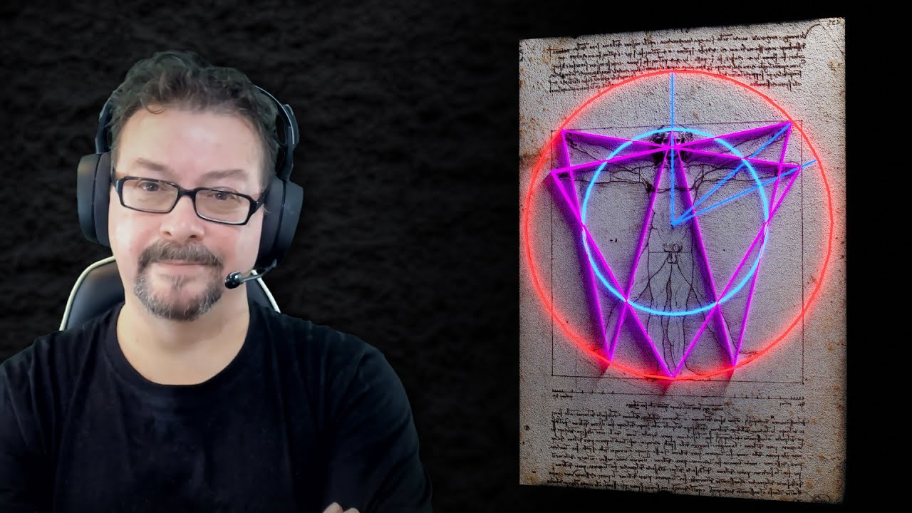 La Clave Secreta del Hombre de Vitruvio (Leonardo da Vinci)