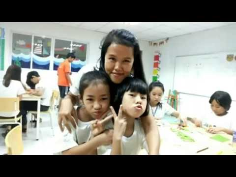 Aid for Kids Camp Asia Summer Program 2016