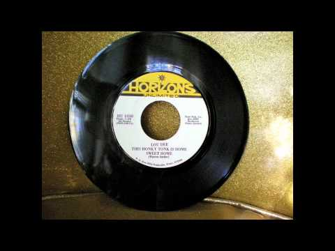 Lou Dee - This Honky Tonk Is Home Sweet Home / The Girl I Loved (For A Time)