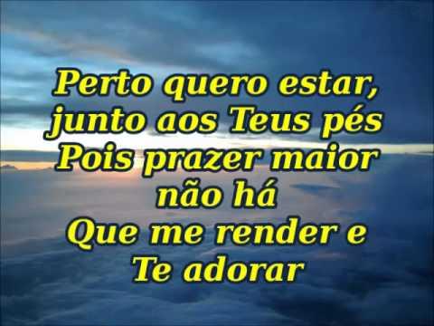 Te Louvarei - Ministério Toque no Altar(playback legendado)