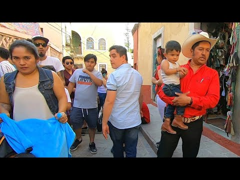 THIS IS CLASSIC MEXICO | Exploring Guanajuato City Travel Guide Videos