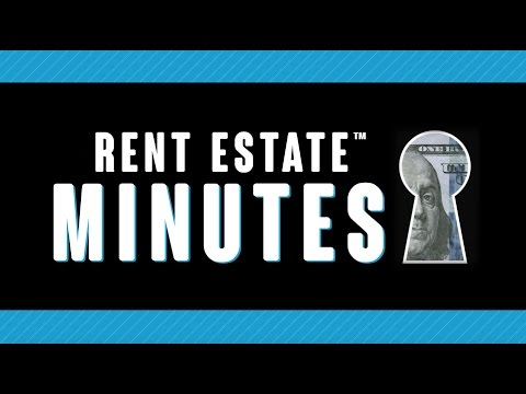 The Revolution is Coming | Rent Estate Minutes