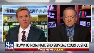 Huckabee: Trump Could Nominate Moses for Supreme Court & Dems Would Still Oppose It