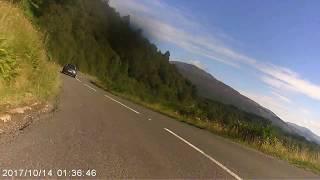 Leisurely run over Dukes Pass, Aberfoyle - Callander