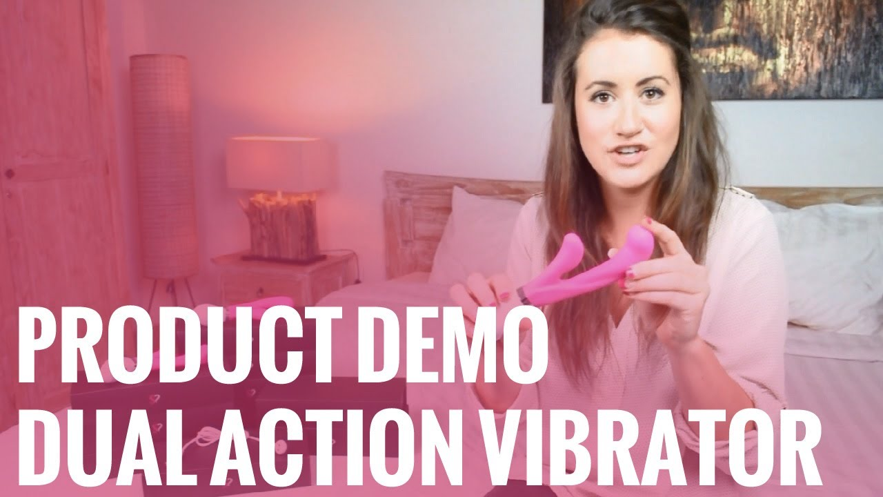 How to use a vibrator demo-9150