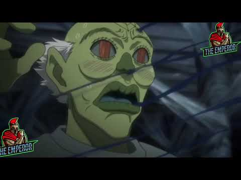 hunterxhunter「amv」-_phantom_troupe_vs_chimera_ants