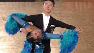 4K STEREO | 2018 The Prince Mikasa Cup in Tokyo | Final Solo TANGO