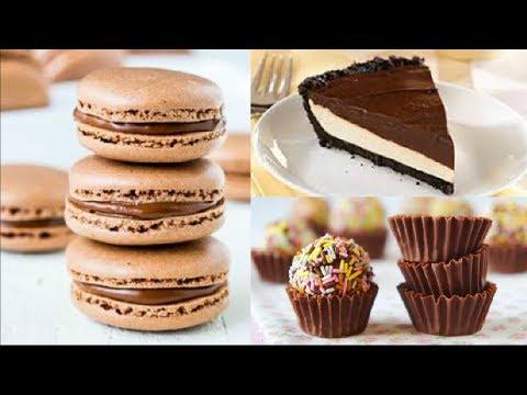 4 recetas de postres de chocolate faciles y rapidos easy for Recetas de postres faciles