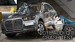 Audi Q7 (2018+) Side Crash Test
