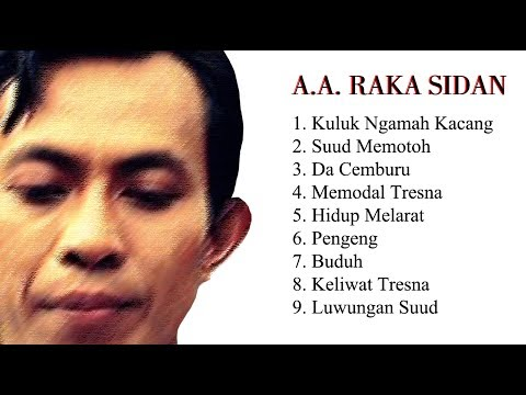Kompilasi Lagu Bali A.A. Raka Sidan Bagian 1