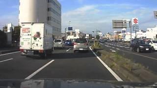 fhdドライブレコーダー 昼間走行 amex a03