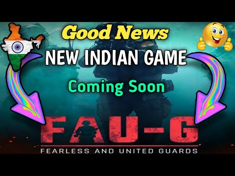 Download FAUG GAME   NEW INDIAN GAME FAU-G COMING SOON   MADE IN INDIA FAU-G GAME LAUNCHING SOON