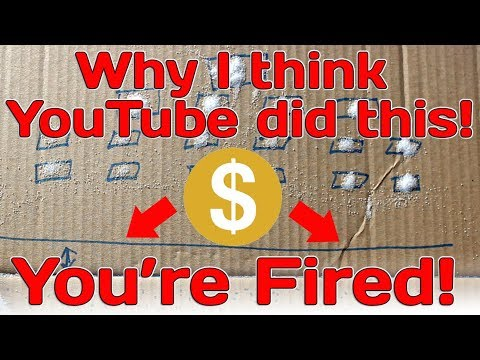 YouTube just demonetized 1000's of small channels!