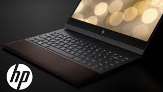 HP Spectre Folio | Behind The Design | HP