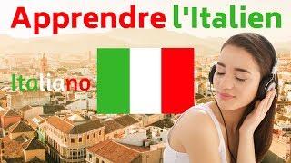 Conversation en Italien ||| Les expressions et mots les plus importants en Italien ||| 8 heures