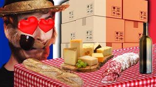 UNBOXING MYSTÈRE 100% FRANÇAIS ( fromage et saucisson ?! )