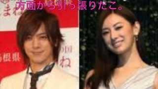 人気女優の北川景子(28)と、歌手のDAIGO(36)が真剣交際し...
