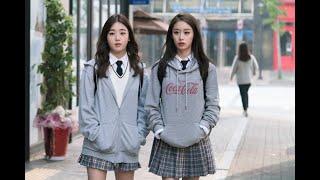 💕Звезда Кореи Влюбился В Старшую Ученицу Школы И Поменялись Телами. (Korean mix).