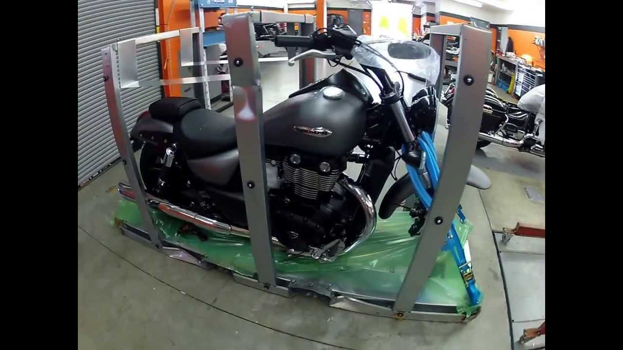 Birds Of Prey Motorsports >> Triumph Storm In The Crate At Birds Of Prey Motorsports Idaho S Triumph Dealer