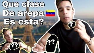 PROBANDO DESAYUNOS FRANCESES | Venezuela vs. Francia | Roy Zamora